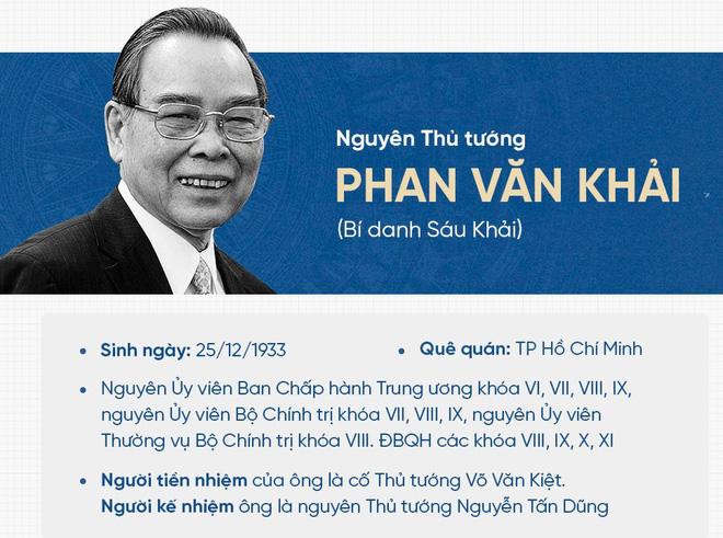 Treo cờ rủ tang lễ nguyên Thủ tướng Phan Văn Khải